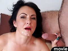 Check out Helen She is a spry and gorgeous milf with big boobs.