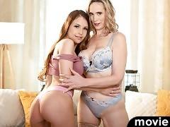 Lesbian Stepdaughters #02, Scene #03