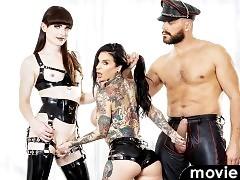 TS Natalie Mars, Joanna Angel & Ramon!, Scene #01